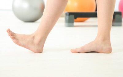 Flat Feet – Should I get them seen to?
